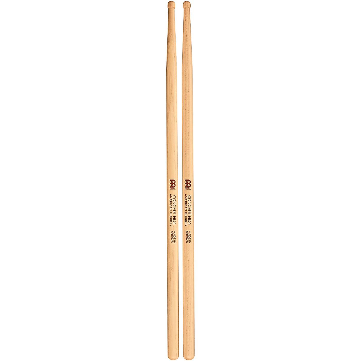 Meinl Stick & Brush HD4 Heavy Hickory Concert Drum Sticks thumbnail