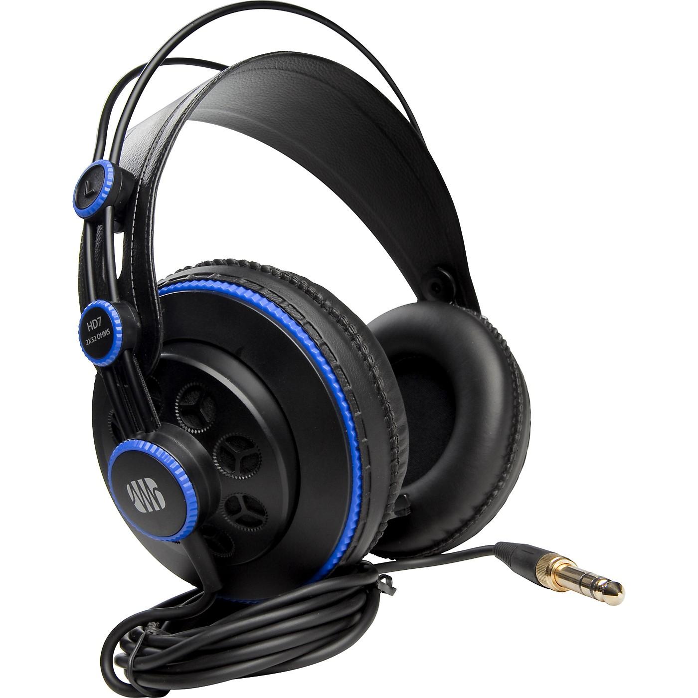 Presonus HD7 Semi-Closed Back Studio Headphones thumbnail
