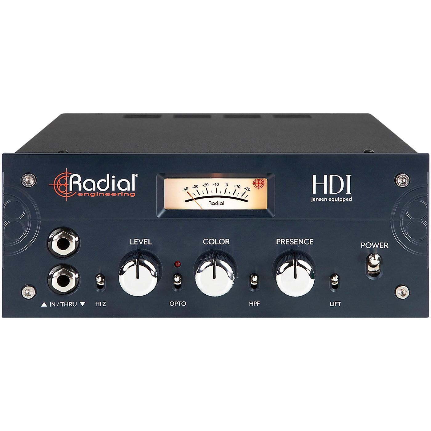 Radial Engineering HDI High Definition Studio Direct Box thumbnail