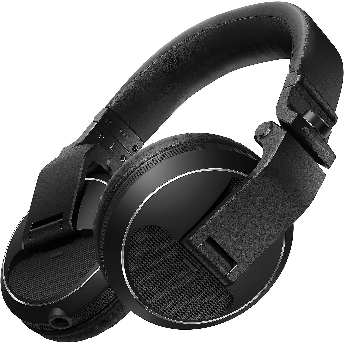 Pioneer HDJ-X5 DJ Headphones thumbnail