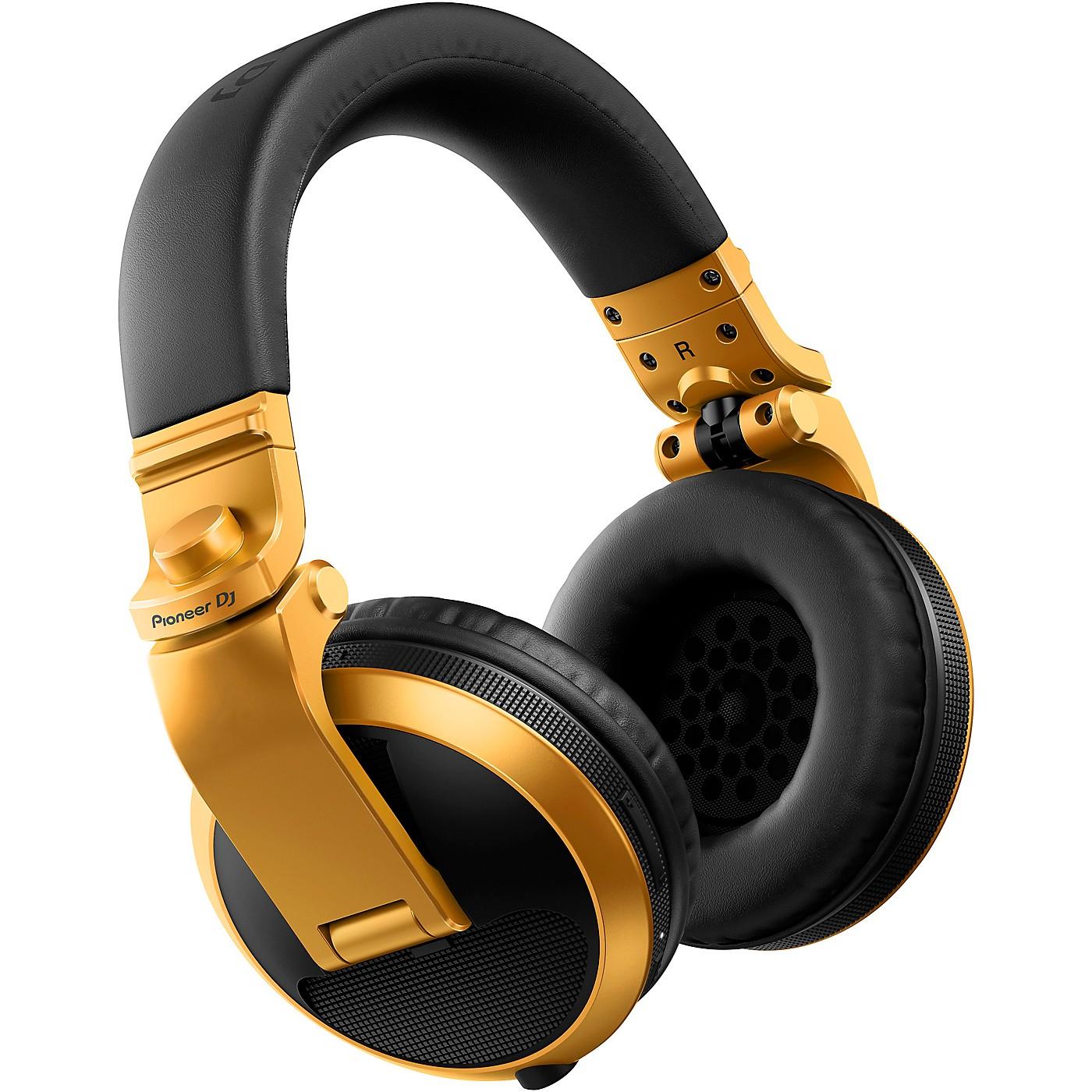 Pioneer DJ HDJ-X5BT Over-ear DJ Headphones With Bluetooth thumbnail