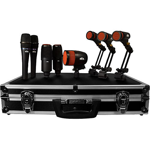 Heil Sound HDK-8 Drum Microphone Kit thumbnail