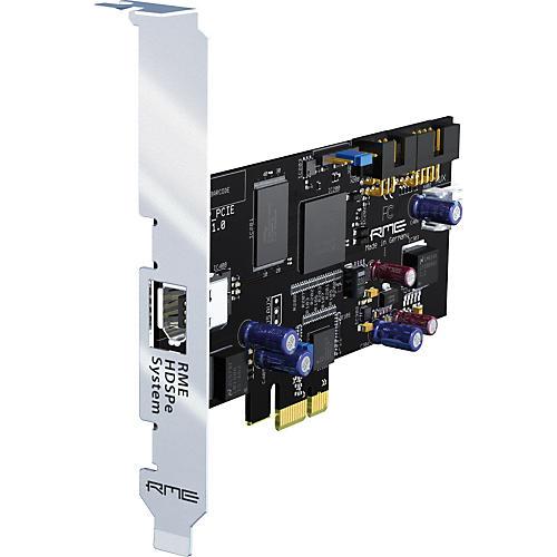 RME HDSPe PCI Express Card thumbnail