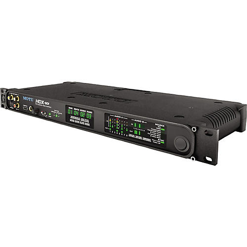 MOTU HDX-SDI video interface with PCI-e card-thumbnail