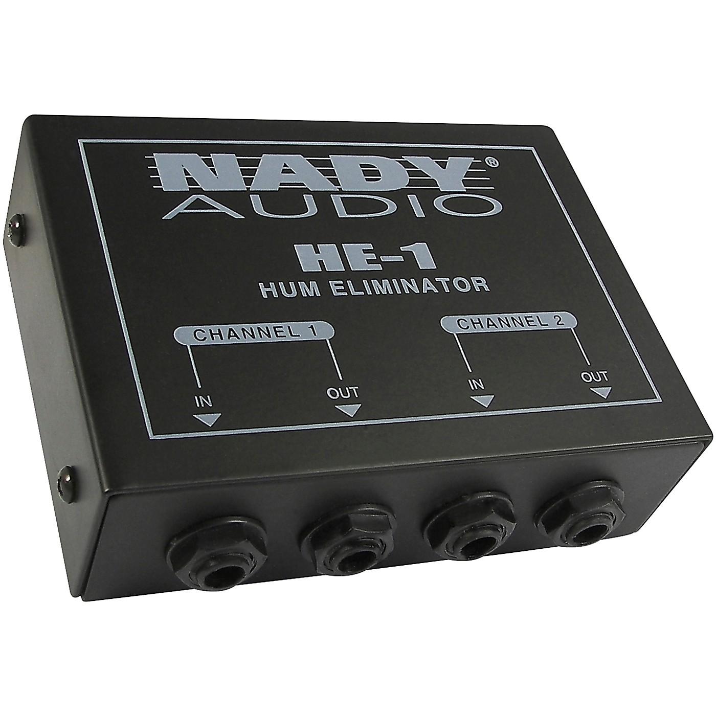 Nady HE-1 Hum Eliminator thumbnail