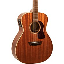 Washburn HG120SWEK Heritage Series Grand Auditorium Acoustic-Electric Guitar