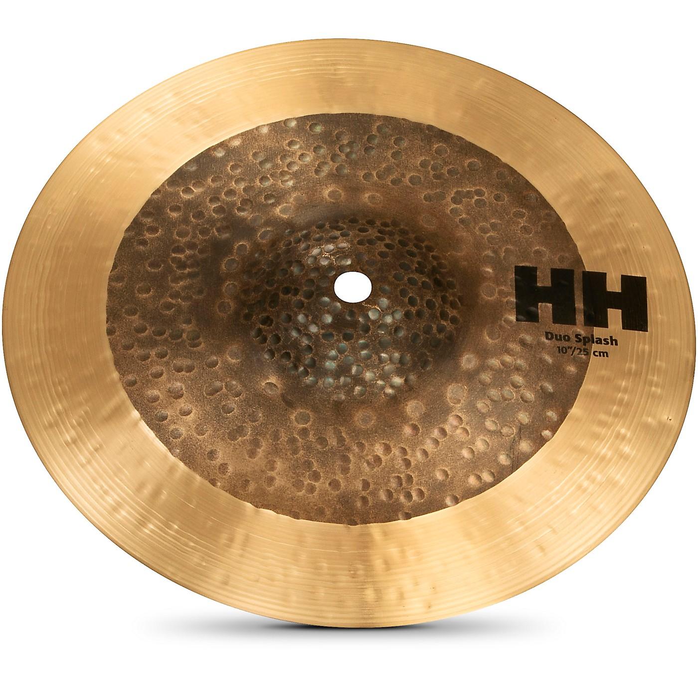Sabian HH Duo Splash Cymbal thumbnail