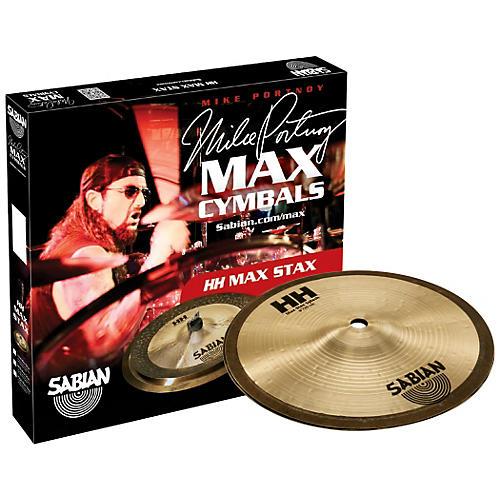 Sabian HH High Max Stax Cymbal Pack thumbnail