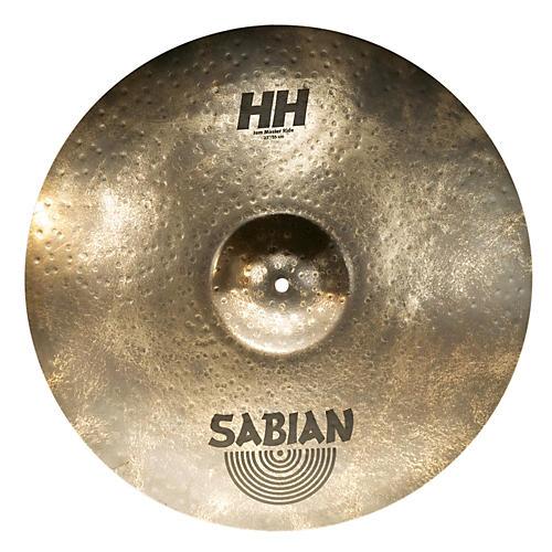 Sabian HH Jam Master Ride Cymbal thumbnail