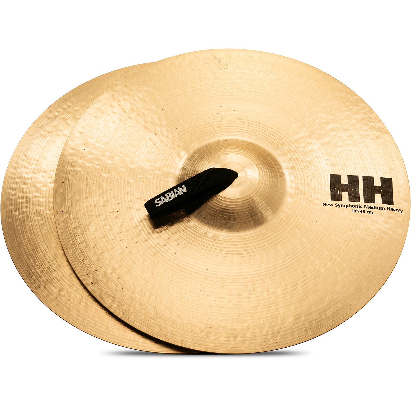 Sabian HH New Symphonic Medium Heavy Series Orchestral Cymbal thumbnail