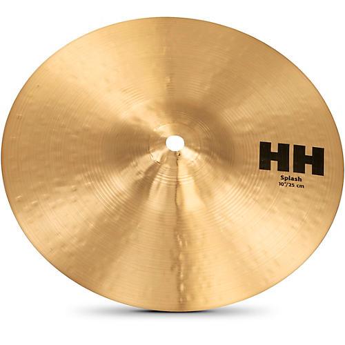 Sabian HH Series Splash Cymbal thumbnail