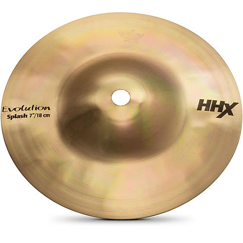 Sabian HHX Evolution Series Splash Cymbal thumbnail