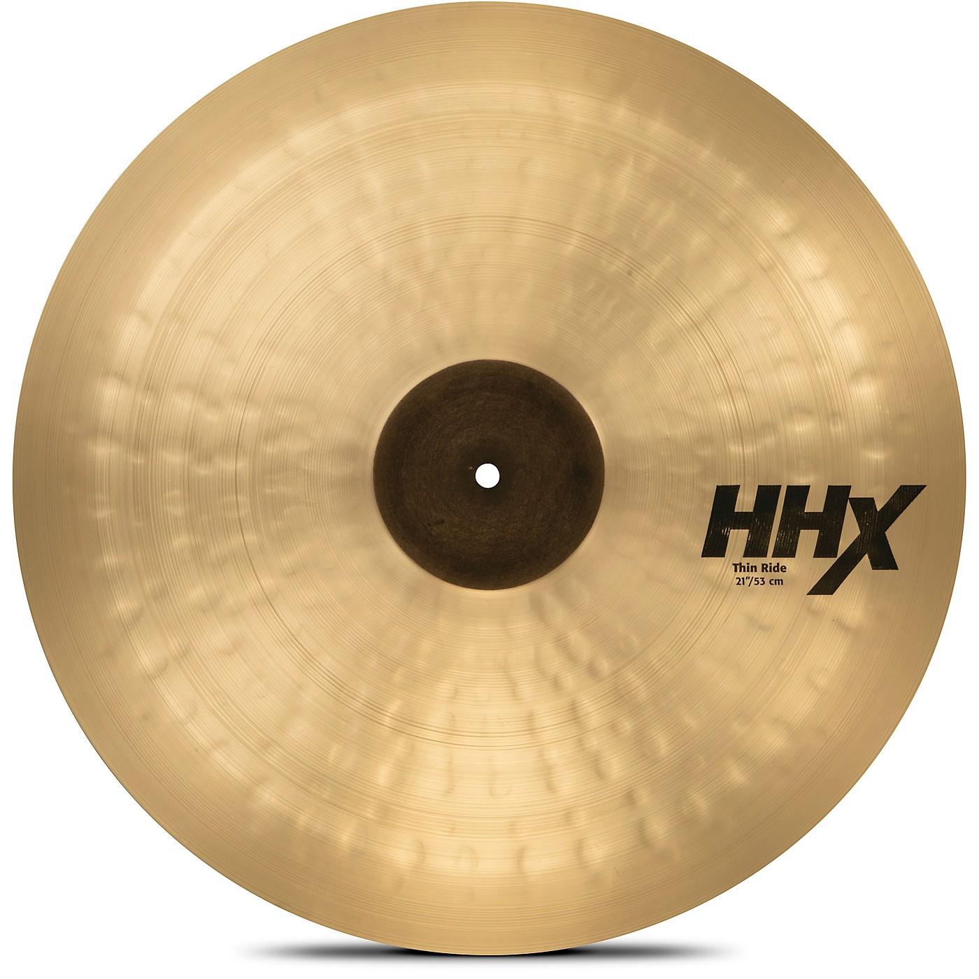 Sabian HHX Thin Ride Cymbal thumbnail