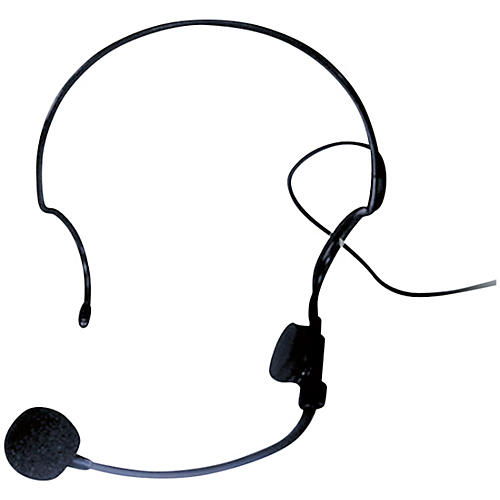 Electro-Voice HM2 Headworn Unidirectional Condenser Vocal Mic With a TA4F Connector thumbnail