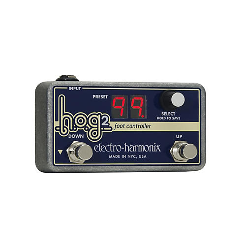 Electro-Harmonix HOG 2 Foot Controller thumbnail
