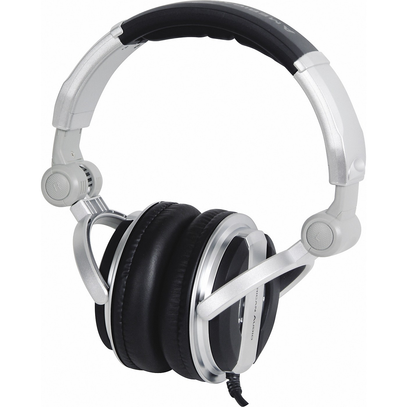 American Audio HP 700 Professional High-Powered Headphones thumbnail