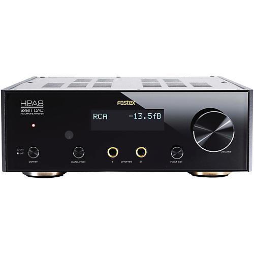 Fostex HP-A8C Headphone amplifier thumbnail