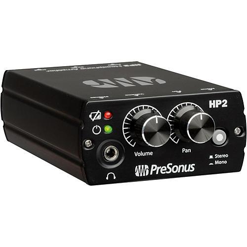 PreSonus HP2 Personal Headphone Amplifier thumbnail