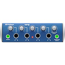 PreSonus HP4 Discrete 4-Channel Headphone Amp