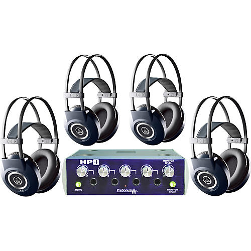 AKG HP4/K99 Headphone Four Pack thumbnail