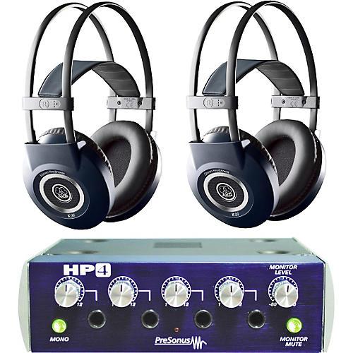 AKG HP4/K99 Headphone Two Pack-thumbnail