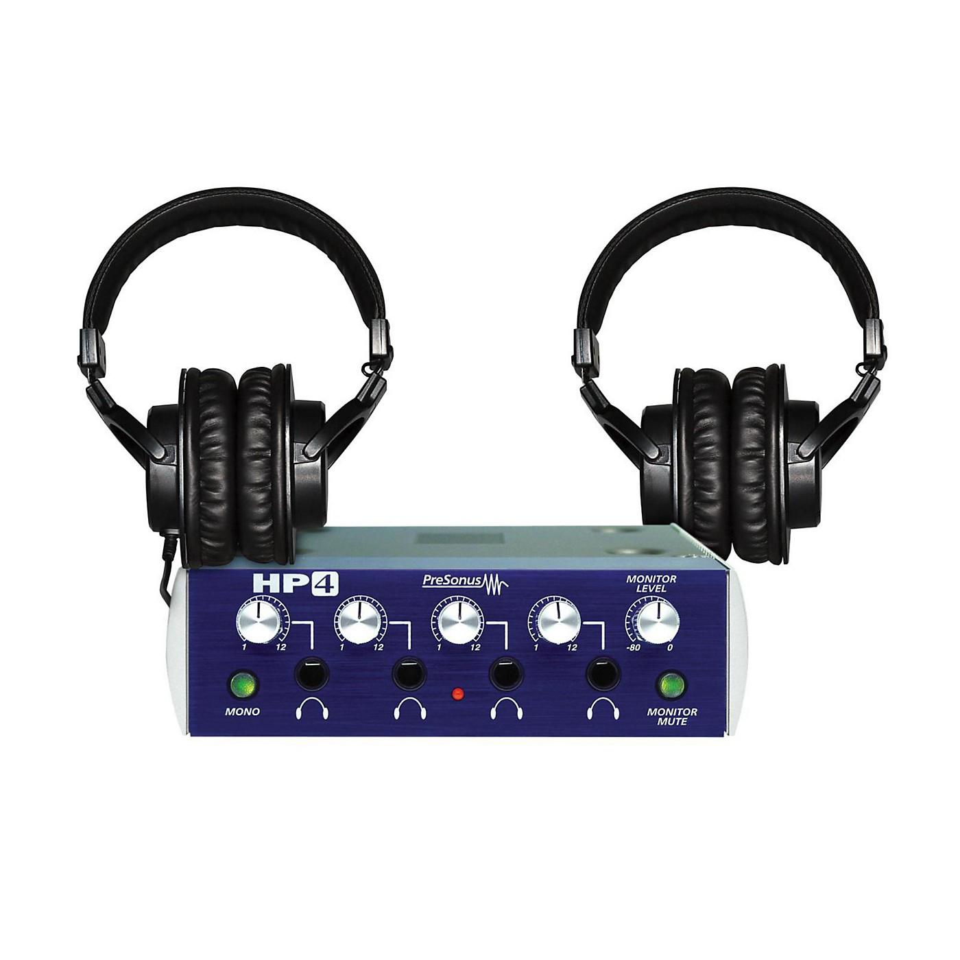 Presonus HP4 TH-200X Headphone Package thumbnail