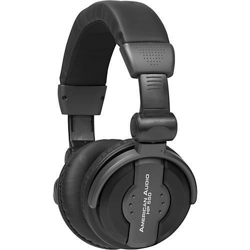 American Audio HP550 Professional Studio Headphones thumbnail