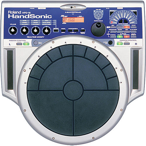 Roland HPD-15 HandSonic Percussion Controller thumbnail