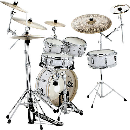 Taye Drums HPG GoKit 5-Piece Drum Hardware Pack thumbnail