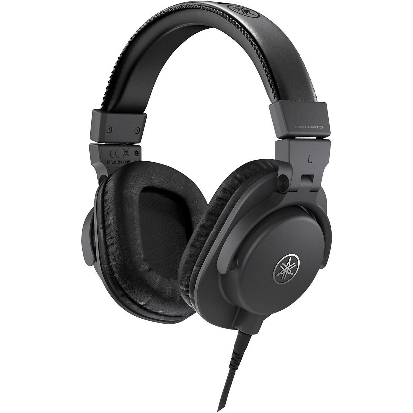 Yamaha HPH-MT5 Monitor Headphones thumbnail