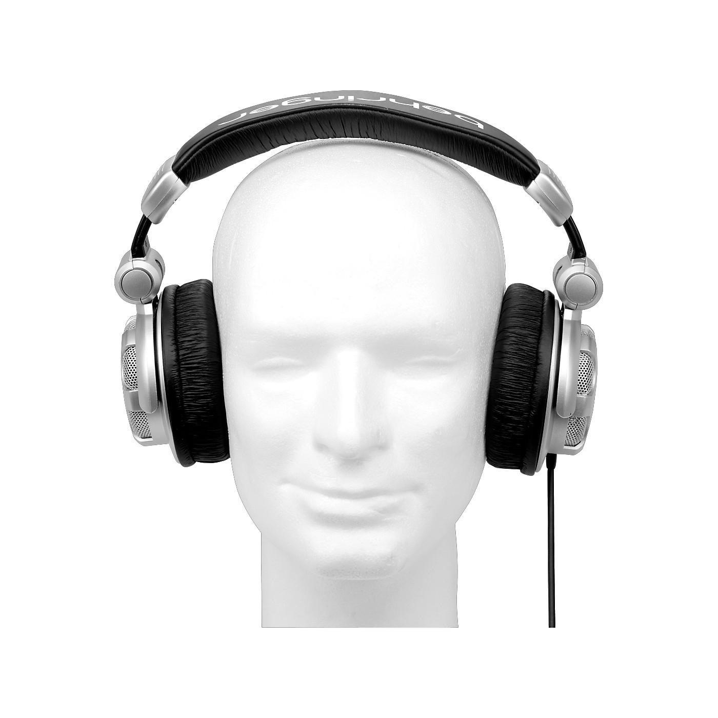 Behringer HPX2000 DJ Headphones thumbnail