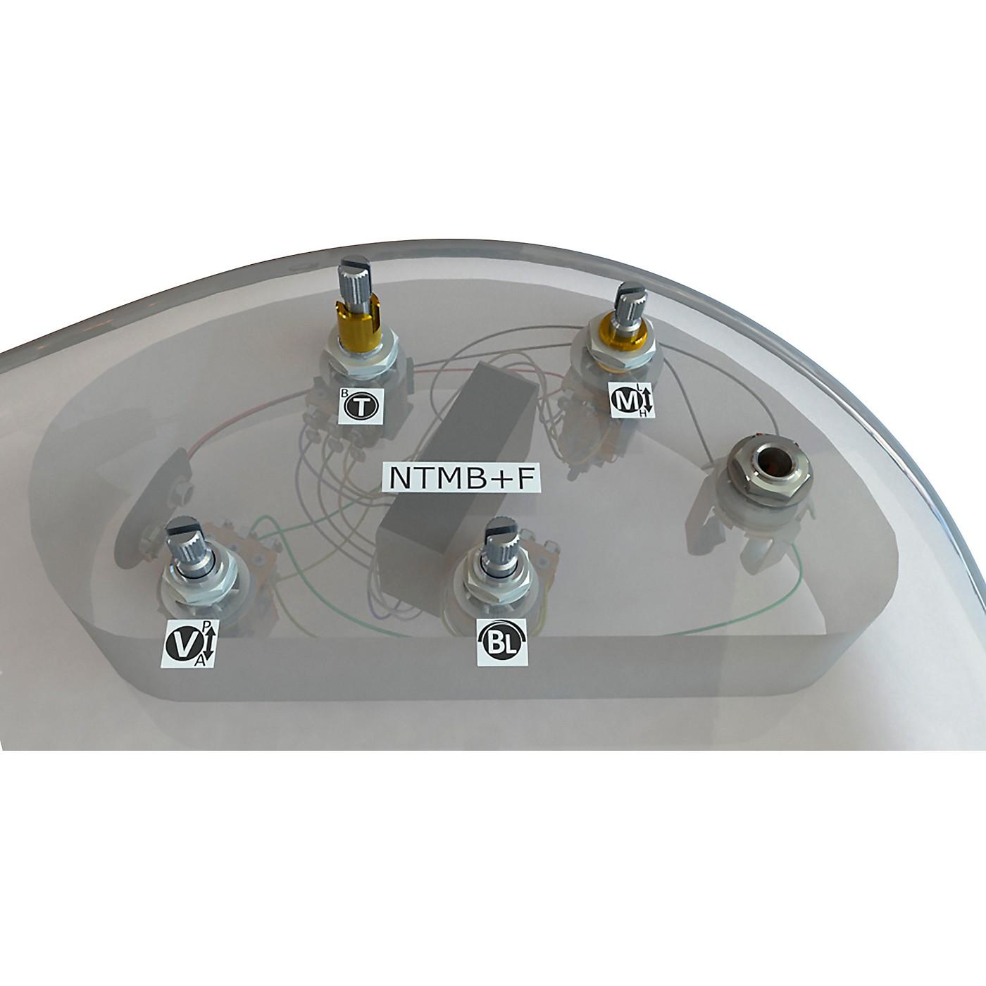 Bartolini HR-4.6AP/918 3-Band NTMB+F Preamp, 4 Pots thumbnail