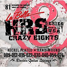 LaBella HRS-81 8-String Electric Guitar Strings