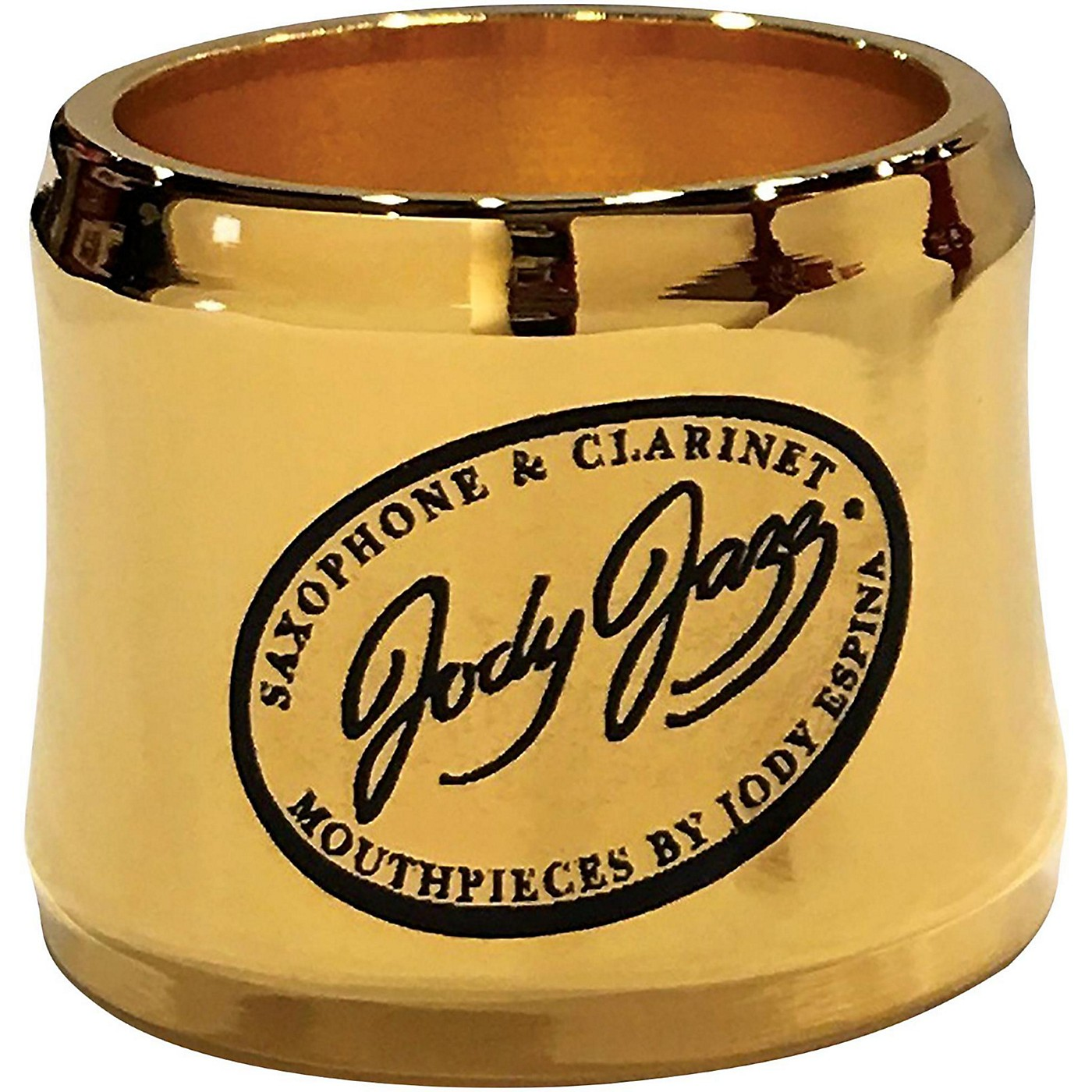 JodyJazz HRT1 Gold Power Ring Ligature for Select Tenor Mouthpieces thumbnail