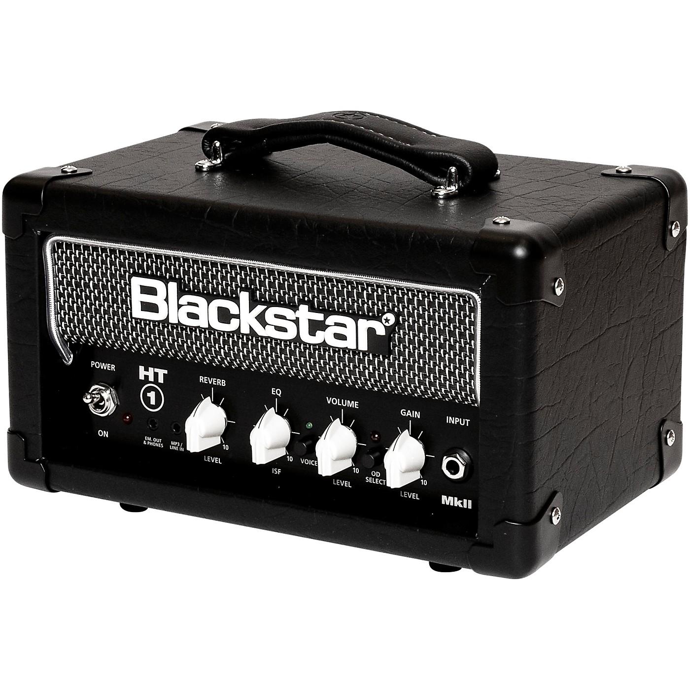 Blackstar HT-1RH MkII 1W Tube Guitar Amp Head thumbnail