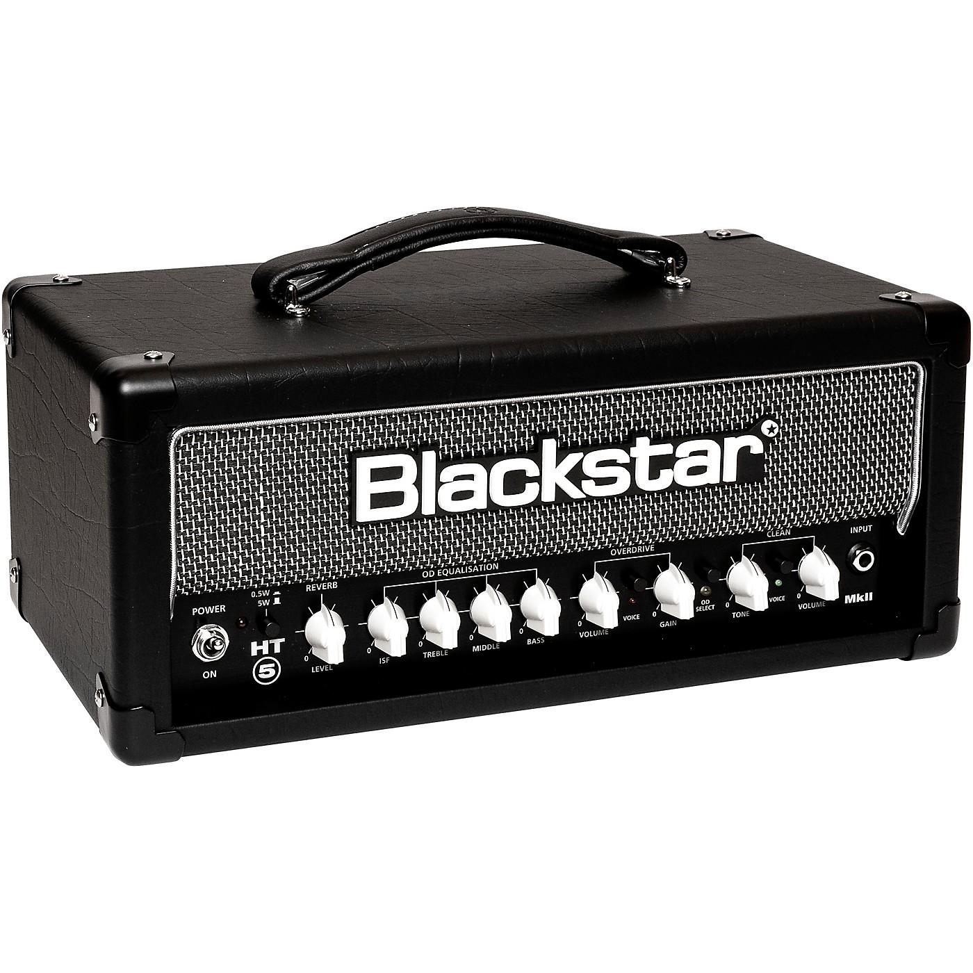Blackstar HT-5RH MkII 5W Tube Guitar Amp Head thumbnail