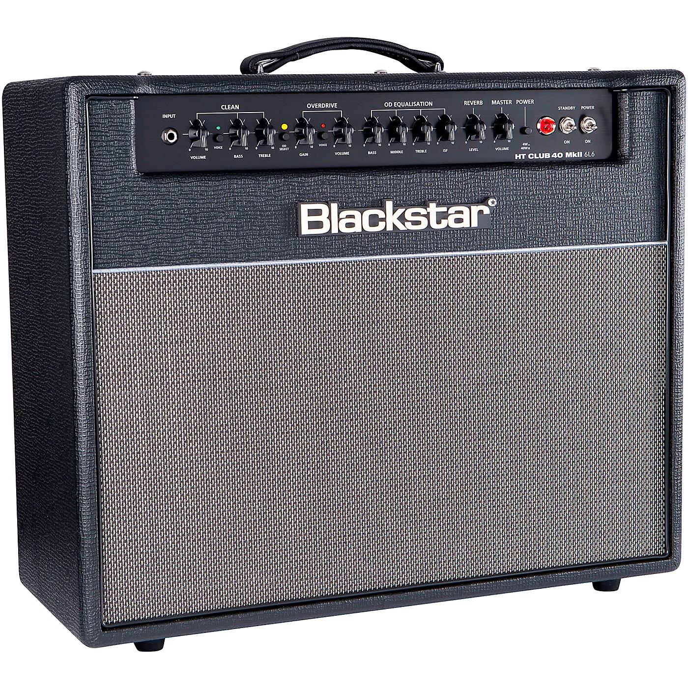 Blackstar HT Club 40 MkII 6L6 thumbnail