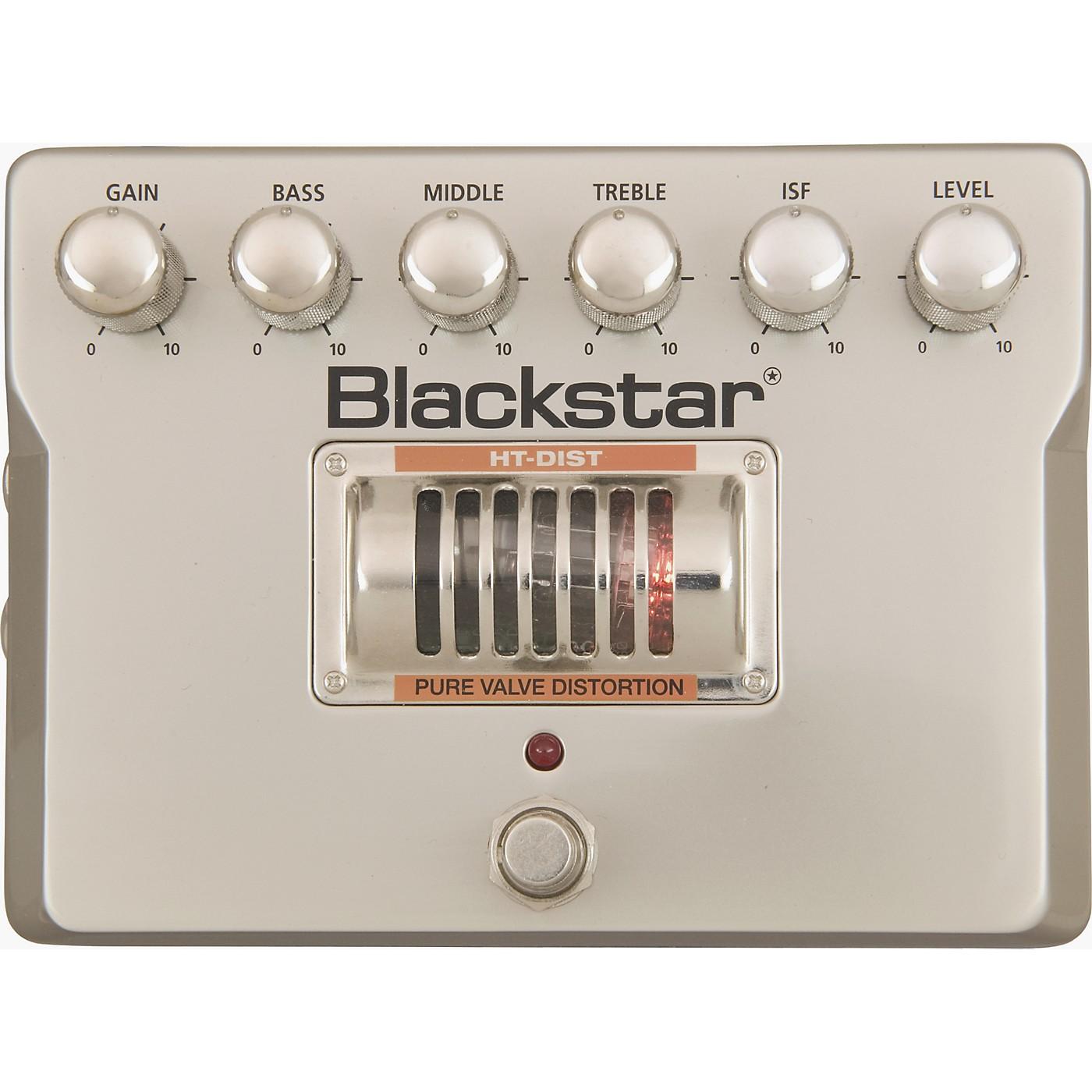 Blackstar HT Series HT-DIST Tube Distortion Guitar Effects Pedal thumbnail