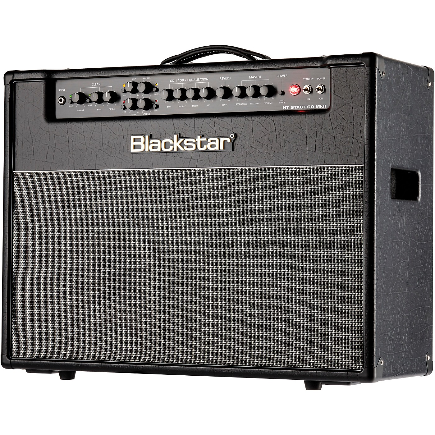 Blackstar HT Venue Series Stage 60 MKII 60W 2x12 Tube Guitar Combo thumbnail