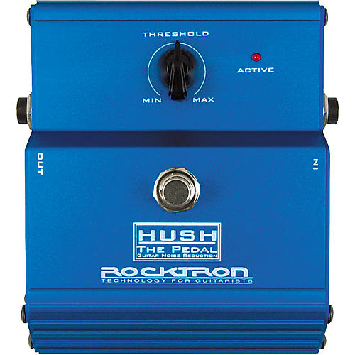 Rocktron HUSH Noise Reduction Pedal thumbnail