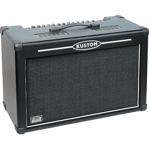 Kustom HV100 High Voltage Series Guitar Combo Amp thumbnail