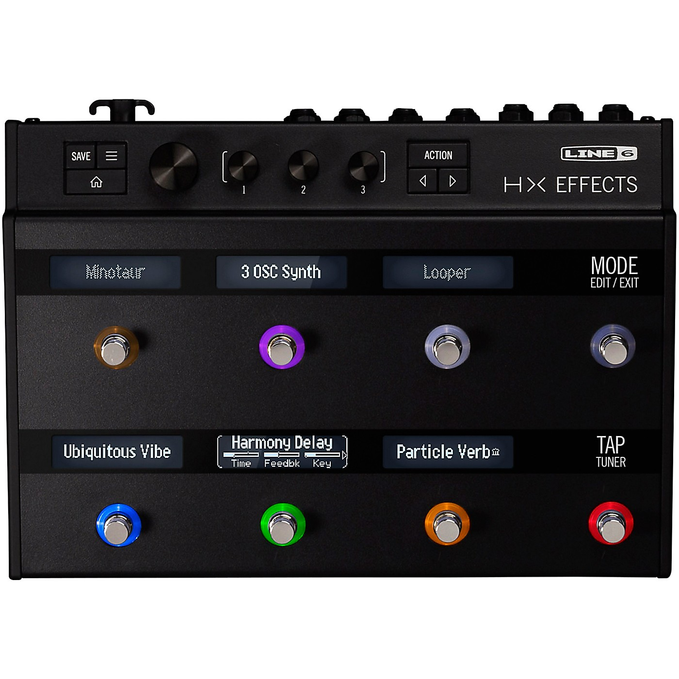 Line 6 HX Effects Guitar Effects Processor thumbnail