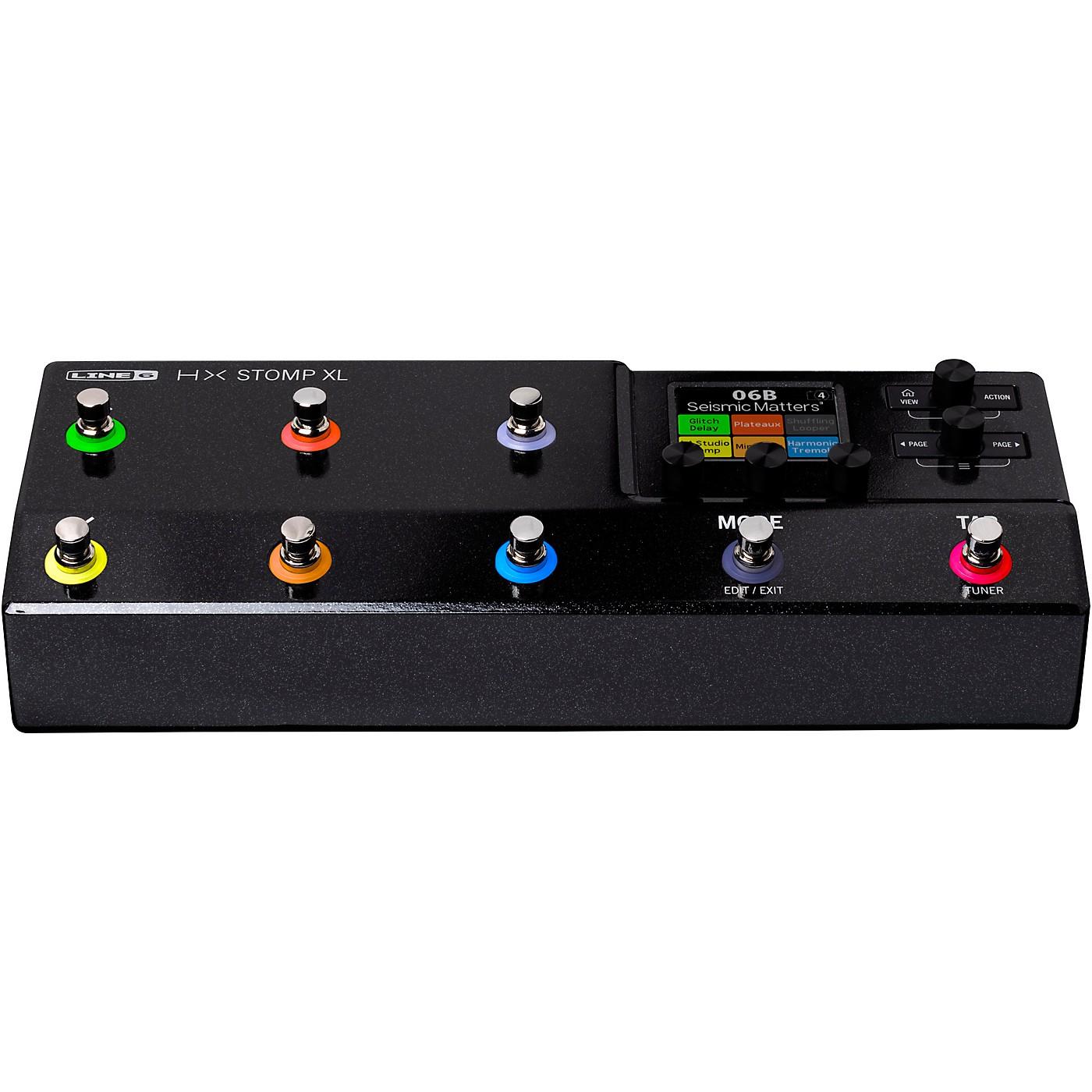 Line 6 HX Stomp XL Multi-Effects Pedal thumbnail