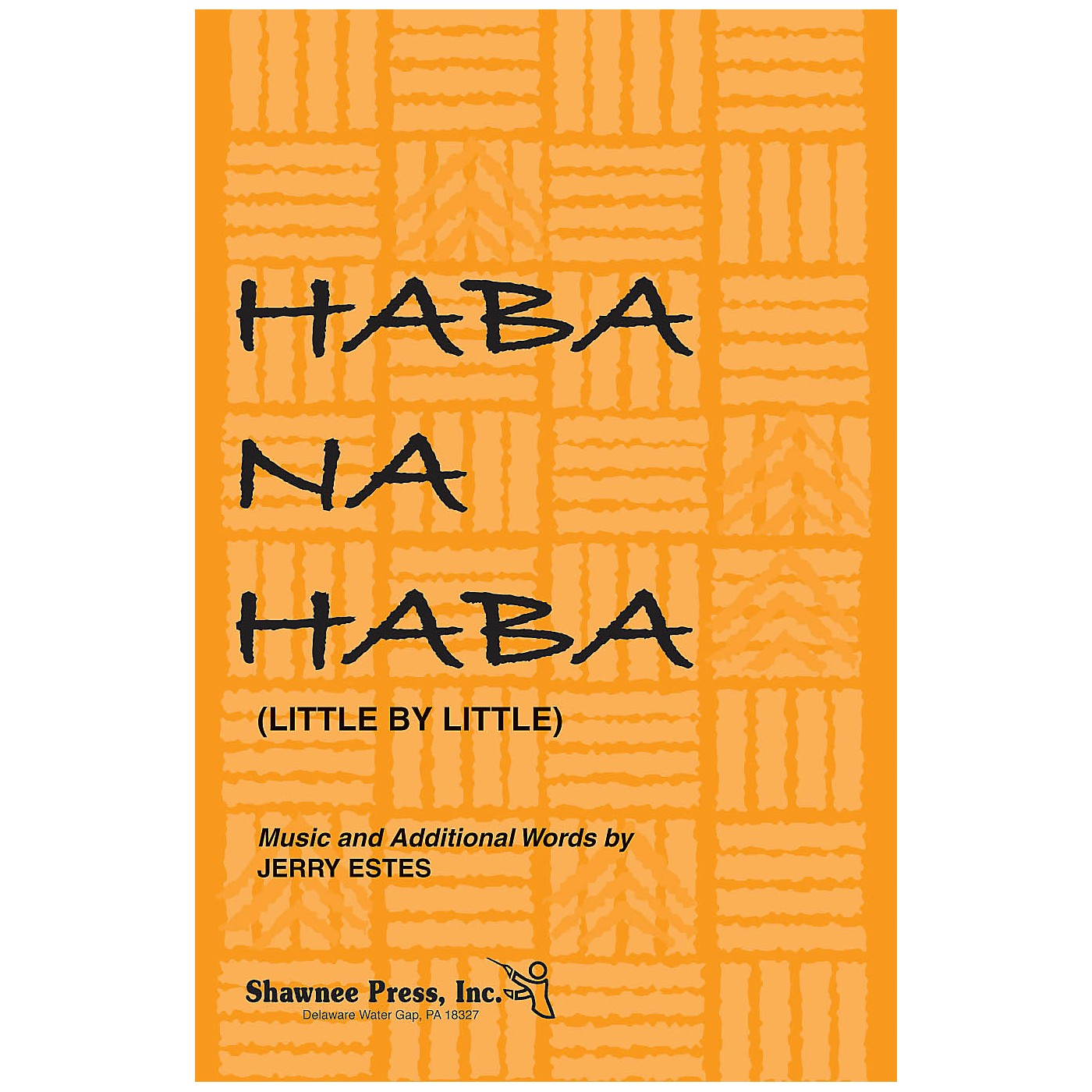 Shawnee Press Haba Na Haba (Little by Little) 2-Part 2-Part composed by Jerry Estes thumbnail