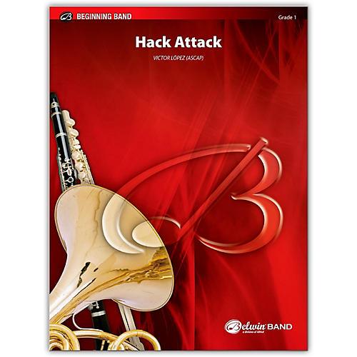 Alfred Hack Attack Concert Band Grade 1 Set thumbnail