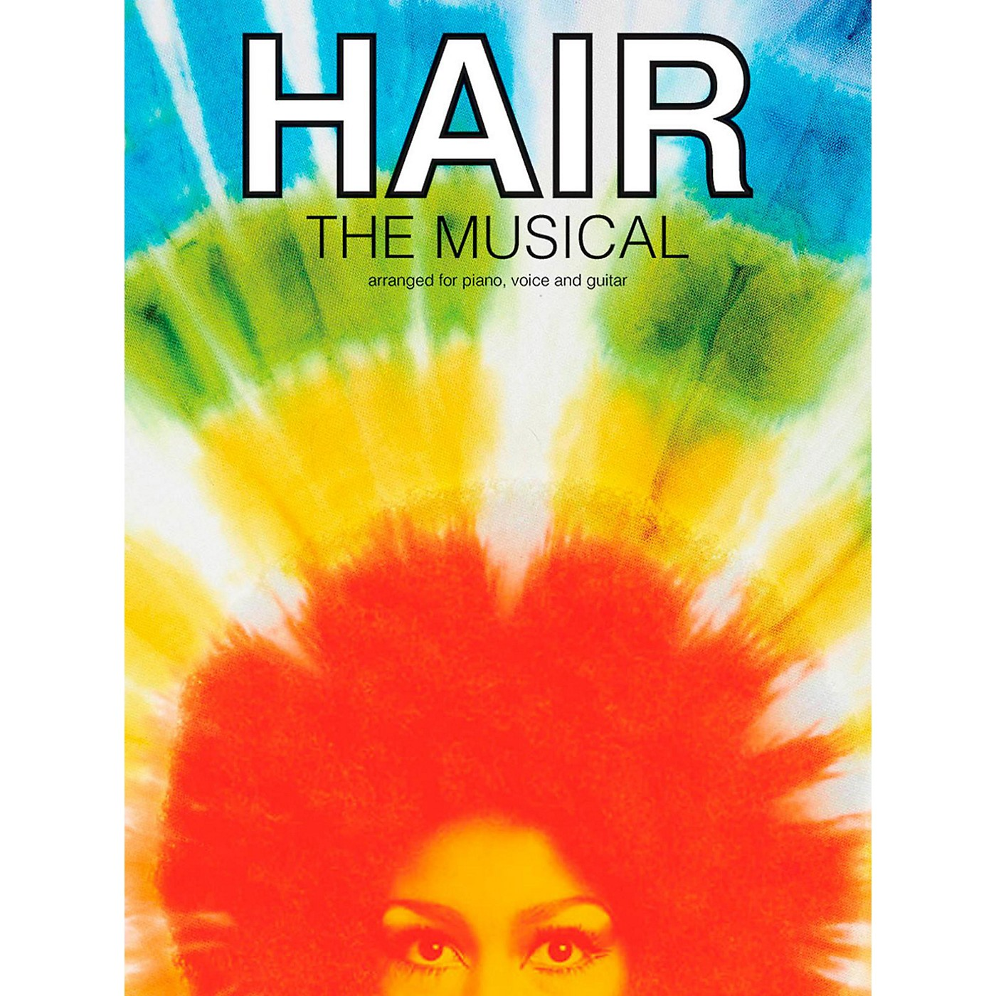 Music Sales Hair - The Musical Piano/Vocal/Guitar thumbnail