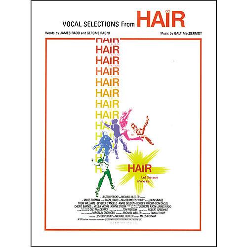 Alfred Hair Vocal Selections Piano/Vocal/Chords thumbnail