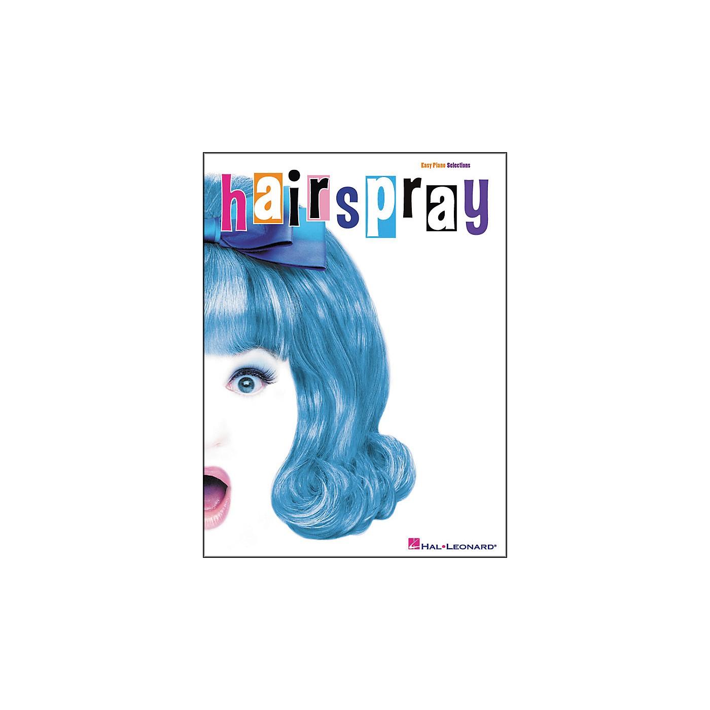 Hal Leonard Hairspray For Easy Piano thumbnail