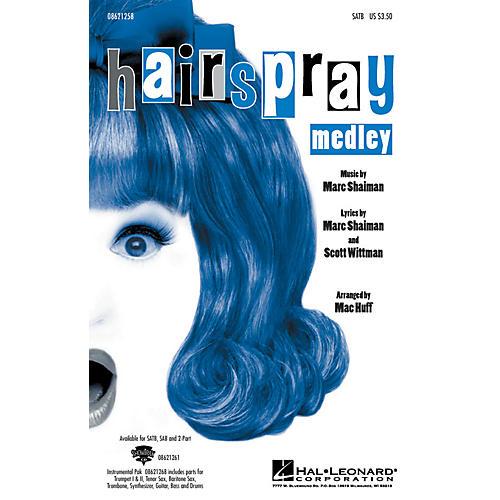 Hal Leonard Hairspray Medley ShowTrax CD Arranged by Mac Huff thumbnail