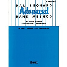 Hal Leonard Hal Leonard Advanced Band Method (Baritone B.C.) Advanced Band Method Series Composed by Harold W. Rusch